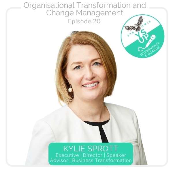Organisational Transformation & Change Management