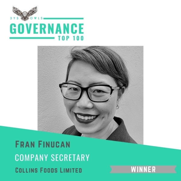 Governance Top 100 Winner