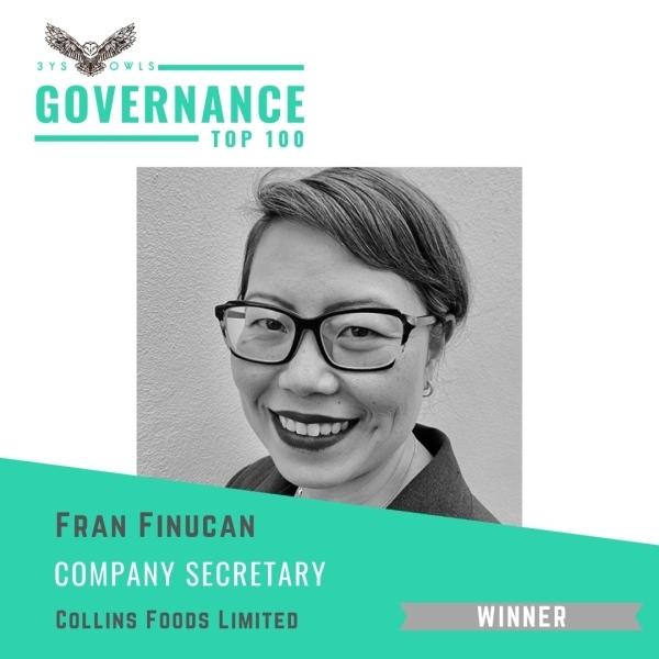 Governance Top 100 Winner 2020