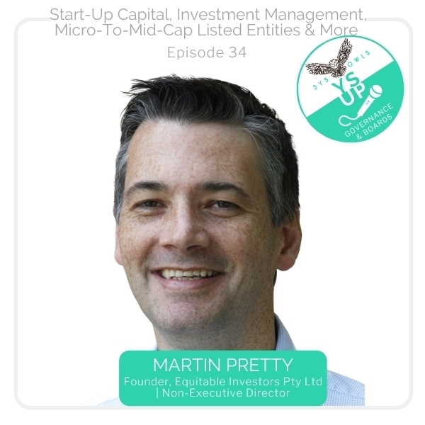 Start-Up Capital, Investment Management, Micro-To-Mid-Cap Listed | Martin Pretty